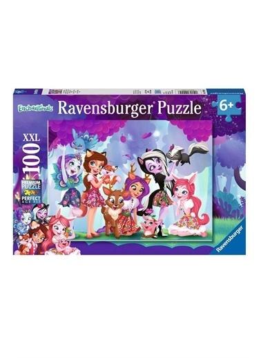 Ravensburger 100 Parça Puzzle WD  109456 Renkli
